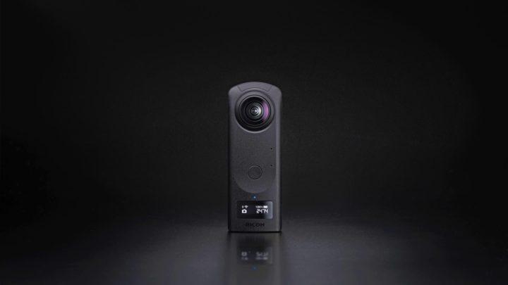 RICOH THETA Z1 大尺吋 CMOS 感光元件乘雙  360 度全景相機再進化