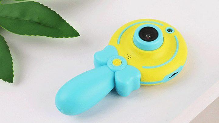 ZOHO A6 魔法棒兒童數碼相機 攝影啟蒙記錄成長