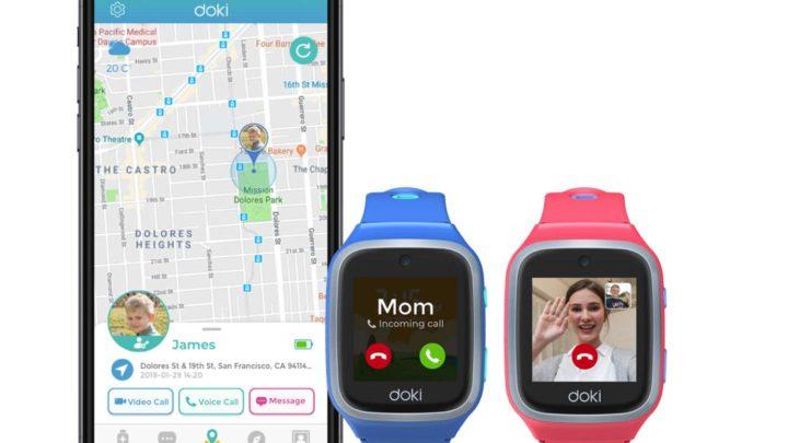 暑假出遊必備神器  兒童 4G 智能手錶 dokiPal 全球適用