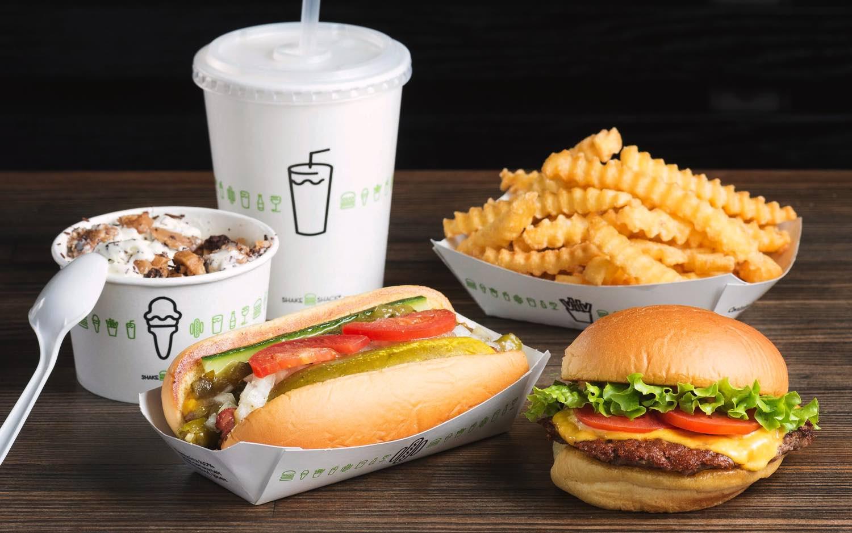 粵菜溝漢堡只賣一天?  Shake Shack 聯乘「大班樓」推出限定漢堡及奶昔