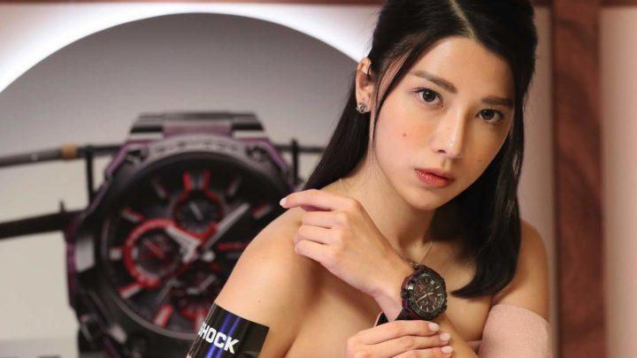 Casio 新錶現身  限量版月山 MRG-G2000GA / 銀溜 MRG-B1000D-1A