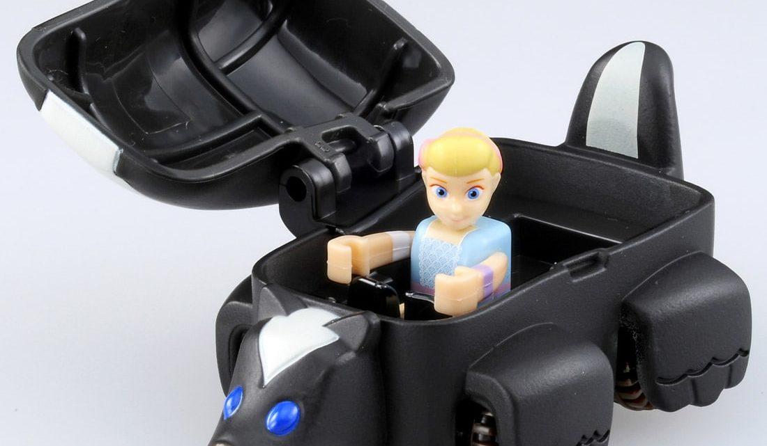 全城投入 Toy Story 4 熱潮! 超可愛《 反斗奇兵4 》合金車仔珍藏之選