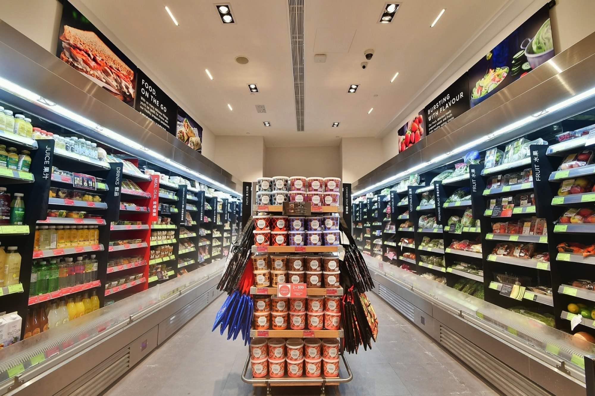 MARKS & SPENCER 荃新天地分店開幕 獨家限定優惠食品服飾全部有份