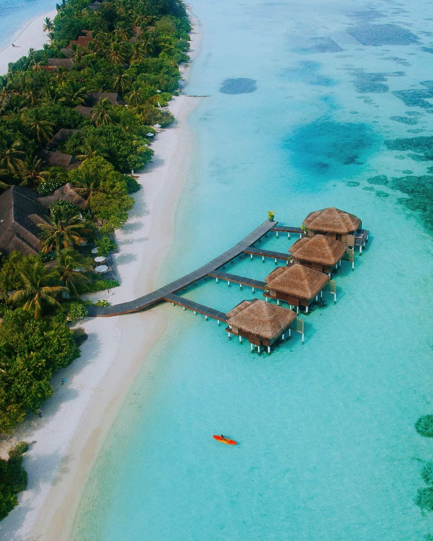 去馬爾代夫渡假?  南阿里環礁麗世度假村推全包式家庭住宿計劃