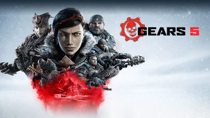 科隆電玩展公開《 Gears 5 》故事內容  Halo: Reach 角色跨界殺入