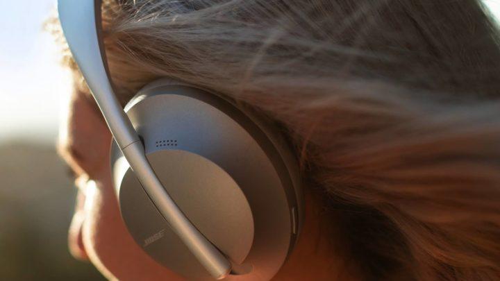 全新 BOSE700 無線降噪耳機 強化語音控制 / 通話通訊無間