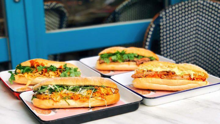 Le Petit Saigon 每月限定「  Bánh Mìdu Monde 越式三文治 」系列