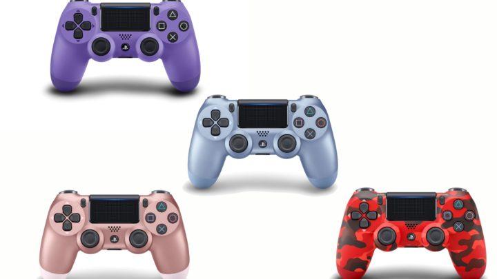 PS4 再推 4 款 DUALSHOCK4 新色 搭配無線耳機組新色打機更爽