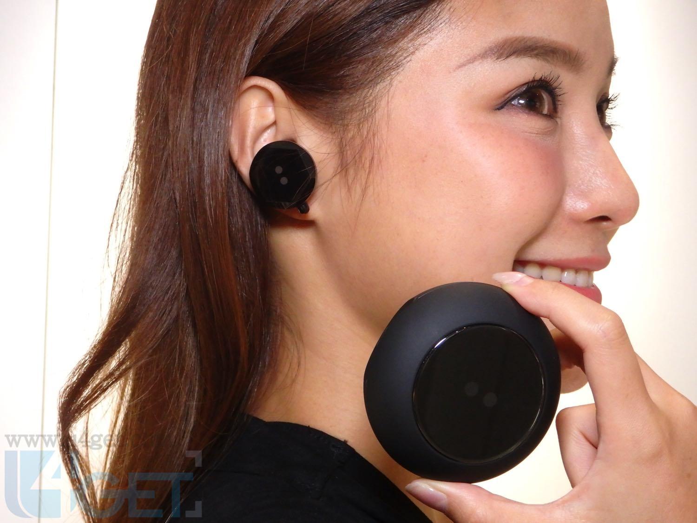 BUTTONS Air真無線藍牙耳機抵港  型格外型配 8 小時電量