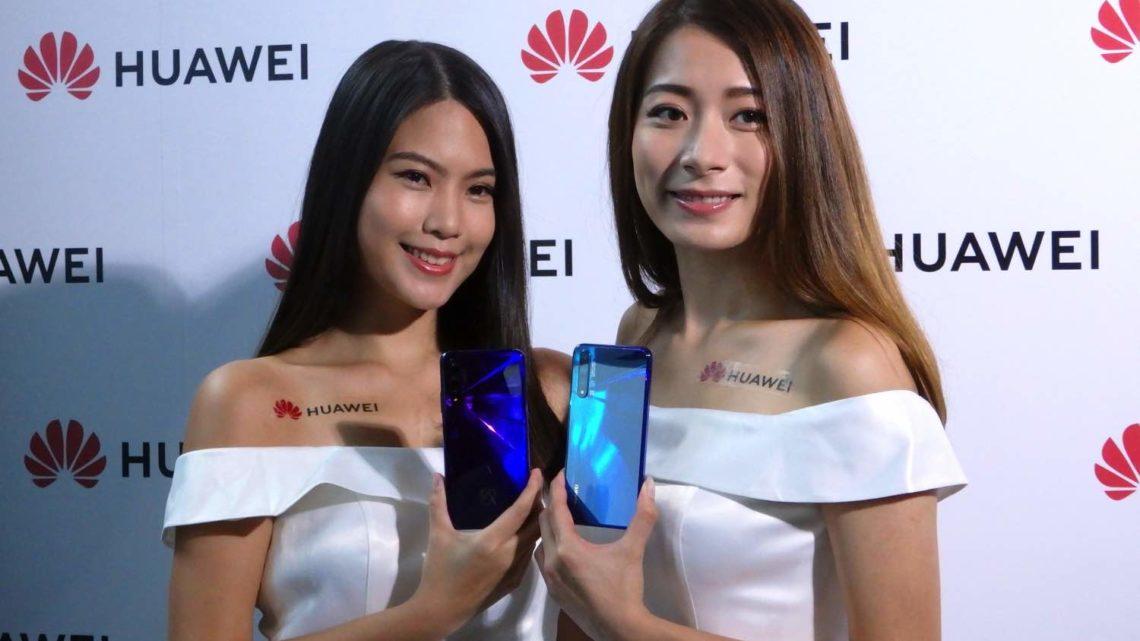 HUAWEI nova 5T 低價玩 AI 五鏡頭   48MP 後置相機專攻年輕人