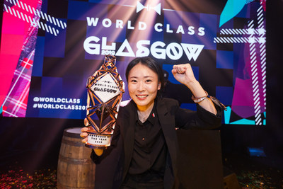 新加坡調酒師 Bannie Kang 在 2019 世界級調酒大師賽決賽中奪冠