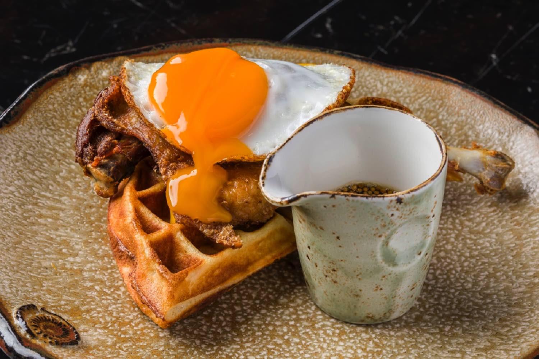 人氣英國餐廳 Duck & Waffle 九月香港 ifc 商場開幕