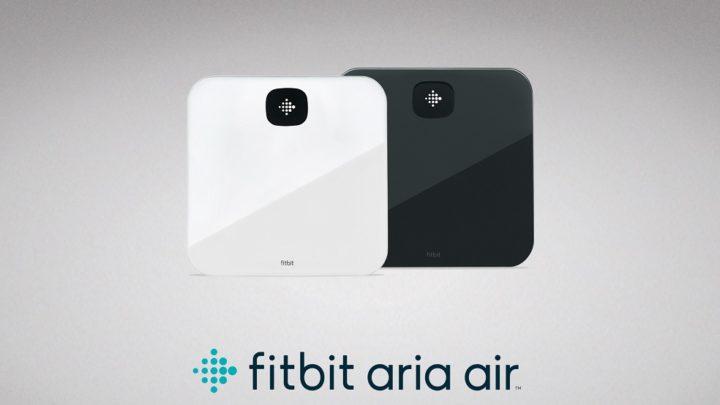 連智能磅都有 Air !  Fitbit Aria Air 智能磅夾運動錶𥄫實你體重