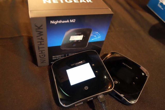NETGEAR Nighthawk M2 Wi-Fi 蛋支援 4G LTE
