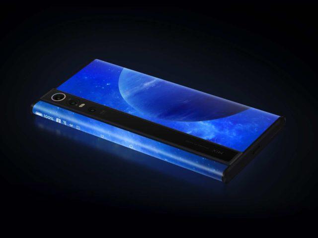 進入 5G 世界身價暴漲  小米MIX Alpha 5G 概念手機開價超兩萬