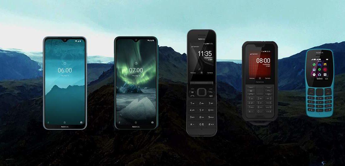 經典摺機加 4G 可以做到咩?  Nokia 2720 Flip 玩到 WhatsApp / Facebook