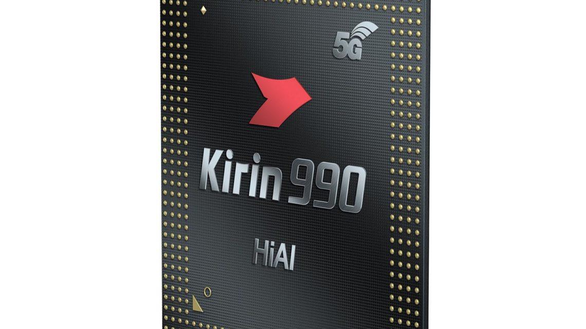全球首款旗艦 5G 處理器 Kirin 990  HUAWEI P30 Pro 追加新色提升夜拍