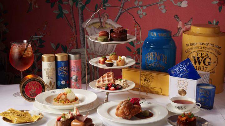 Tea WG 「 伯爵茶之秋 」之旅 獨家調配伯爵茶以茶入饌