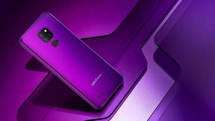 uleFone Note 7P 智能手機   3鏡頭加3獨立卡槽賣 HK$799
