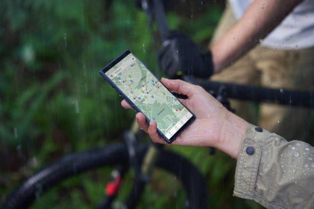 Sony Xperia 5 智能手機  加強眼睛對焦最多 10fps 連拍