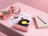 喇叭扮黑膠!  迷你黑膠唱機型 Beefo Inspiration Mini Player 藍牙喇叭