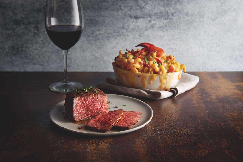 Morton's the Steakhouse 推 7 安士黑松露牛肝菌配和牛牛柳必試