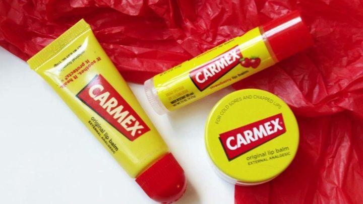 美國潤唇膏 Carmex 三合一護唇恩物  時刻滋潤雙唇