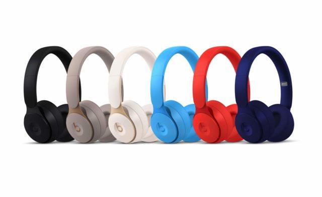 BEATS Solo Pro 多色色誘用家   升級版人體工學聽歌更舒服
