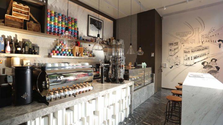獨一無二的個性咖啡店  Artisan Room 在城市中享受精緻生活