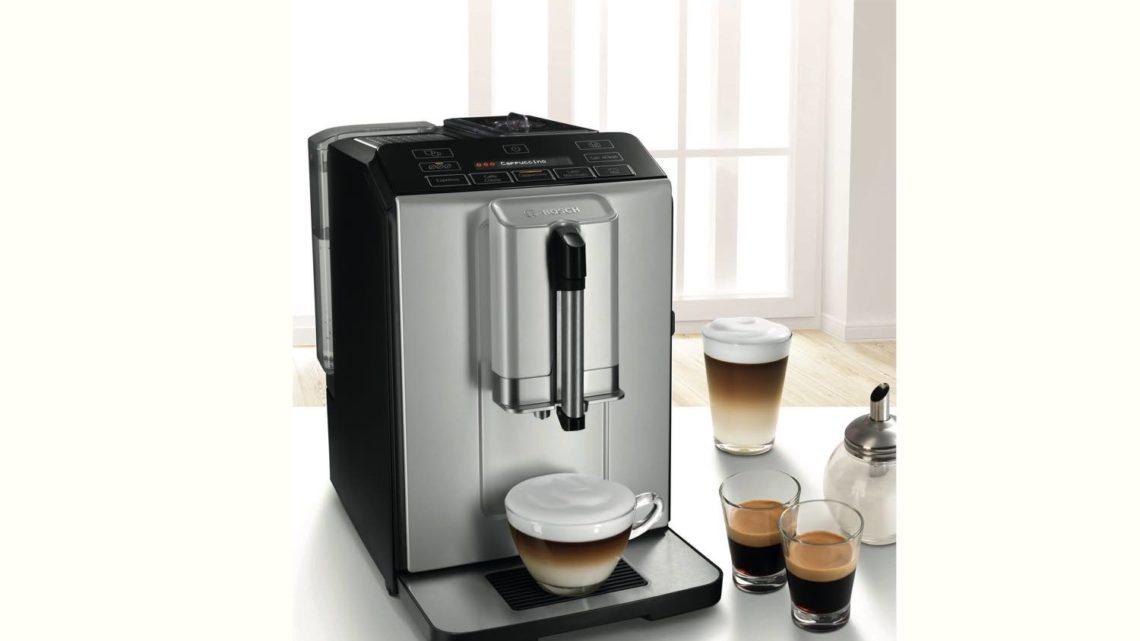 仲飲膠囊咖啡破壞環境? Bosch VeroCup 全自動咖啡機一按即飲