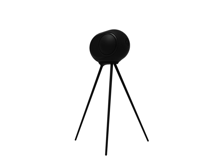 法國黑科技再發功  DEVIALET PHANTOM REACTOR 全新啞黑色揚聲器