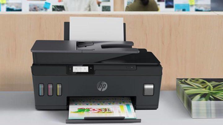 HP Smart Tank 515/615 智醒供墨系統打印機  低成本高印量家長最啱