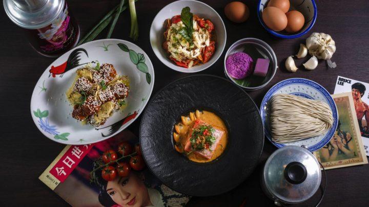 中環新派菜館「 李好味 」重開   電影主題午餐重塑本土情懷