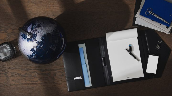 Montblanc Augmented Paper + Summit 2 系列  貴價智能錶先啱身份