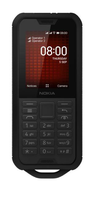 Nokia 800 Tough 全天候防護攀山、遠足最啱