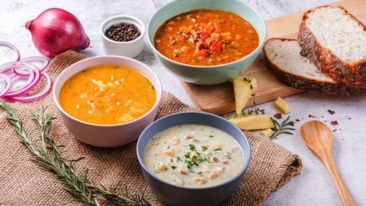 Pret A Manger 推出全新秋日濃湯系列 純素秋季熱食最緊要健康