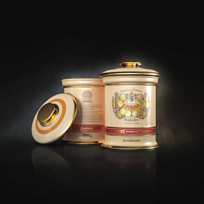 哈伯納斯公司在康城進行「 H. Upmann Magnum 56 Jar 」的獨家預展