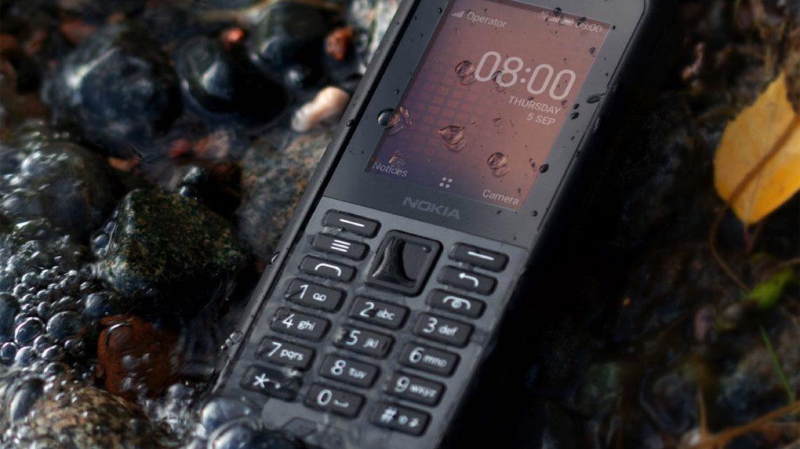 防水、防塵、防撞兼耐高溫   Nokia 800 Tough 全天候防護攀山、遠足最啱
