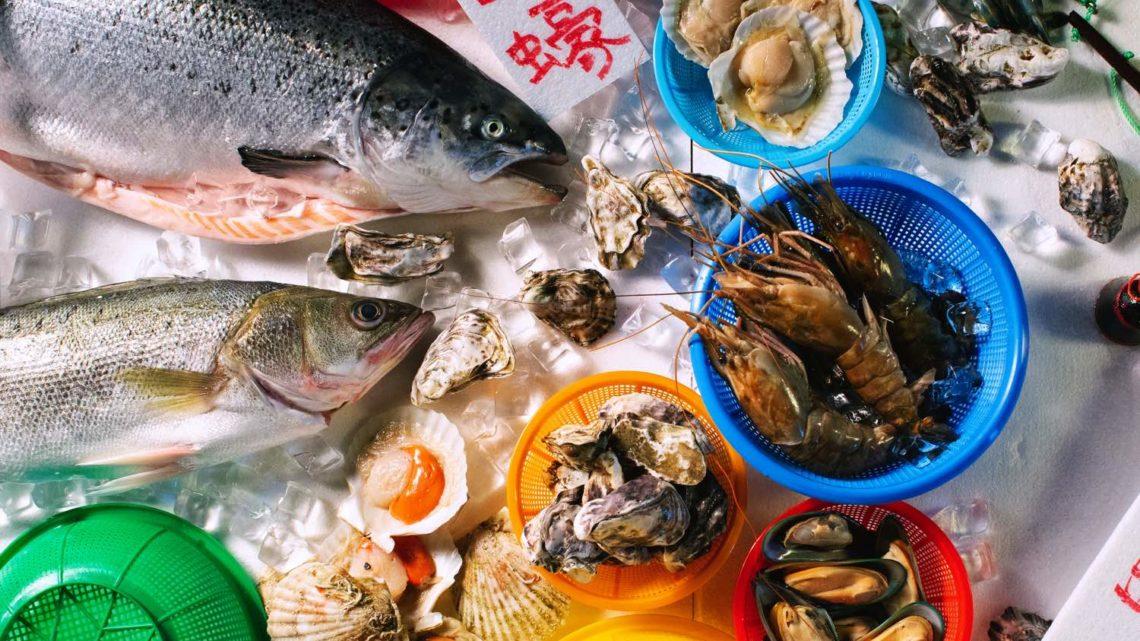 普慶餐廳推出海鮮市場主題自助餐 時令海鮮自選配搭