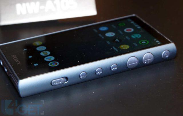 Sony NW-A100TPS Walkman 限量紀念套裝