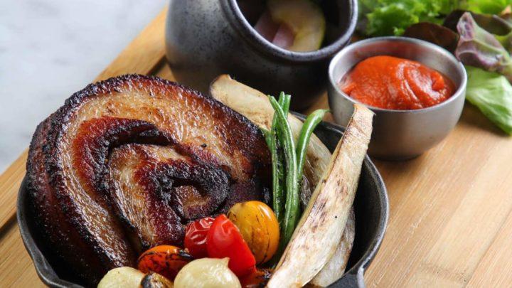 COBO HOUSE 推出全新菜式  韓藉主廚結合韓風呈意式美食