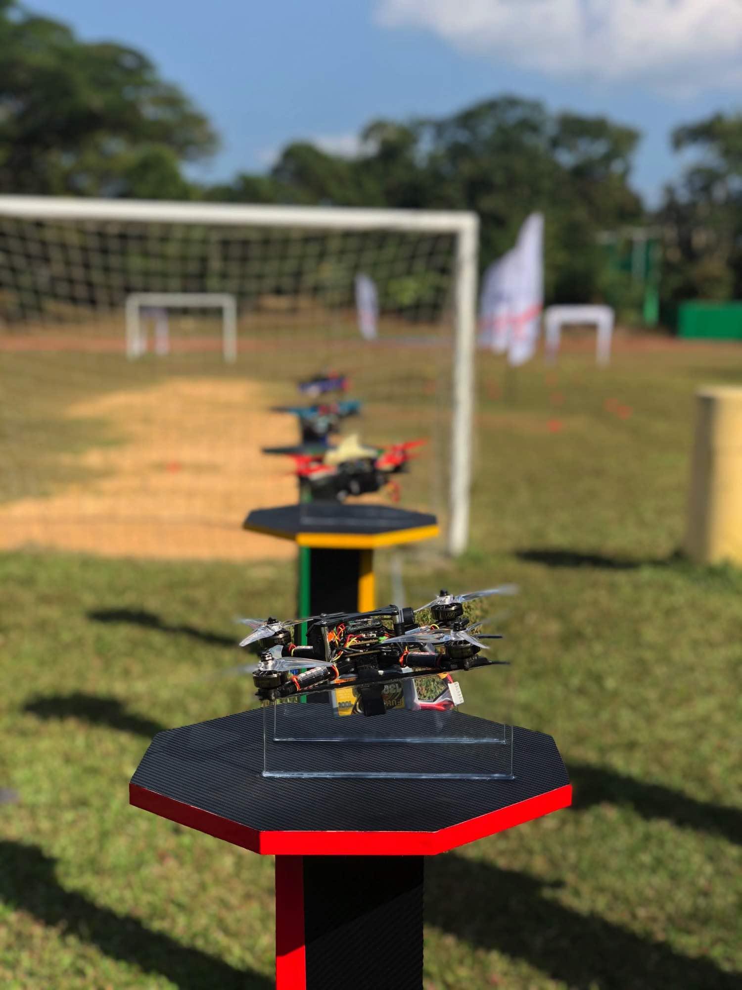 2019 FAI 香港首屆無人飛機競技大賽  韓國機手成香港區冠軍