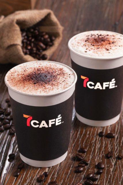 7-Eleven 自家品牌 7Café 登場 紫薯紅豆味鮮奶咖啡 3 日限定優惠