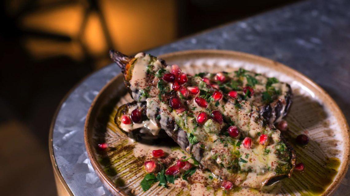 中東餐廳 BEDU 推出「 GreenMondays 」素菜  炮製健康新滋味