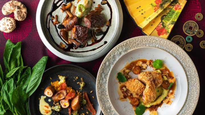 李好味推出「 李的神獸 」菜單  中國經典神話變身美食