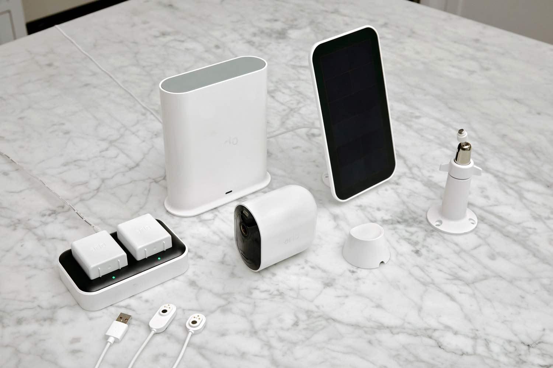 ARLO PRO 3 保安攝影系統 160 度對角視角加夜視最強保安