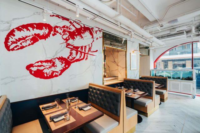 RED LOBSTER 香港首間分店開幕 只限香港「 港式避風塘炒龍蝦 」必試