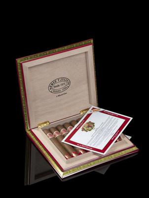 哈伯納斯春節限量版雪茄在香港進行全球首展
