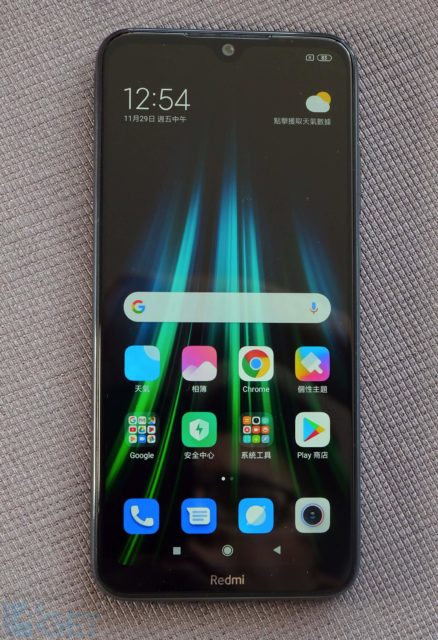 RedmiNote Note 8T