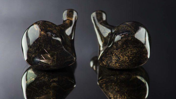 Khan Prestige Universal Gold and Black 超發燒級耳機    全港限量五隻